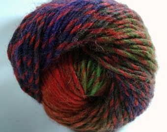 Universal Yarn Classic Shades 721 Chili Peppers Lot 3334