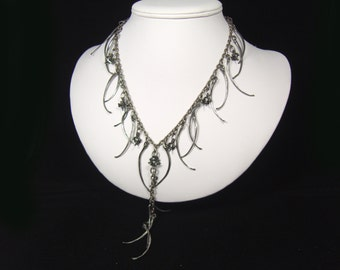 Snake Ribs Necklace