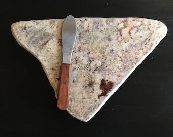 Granite Cheese Board Unique Shape