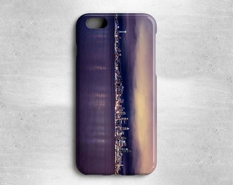 Seattle Phone Case for iPhone 6, iPhone 5, iPhone 5s, iPhone 5c, iPhone 4/4s, iPhone 3g/3gs, Samsung Galaxy S5 or S4 - Purple Phone Case