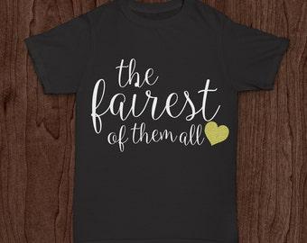 Disney World Adult T Shirt, Snow White Fairest Of Them All, Disneyland, Disney Princess, Ladies