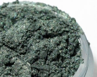 Mineral eyeshadow - EMERALD - D30 - New formula - Vegan - Natural makeup