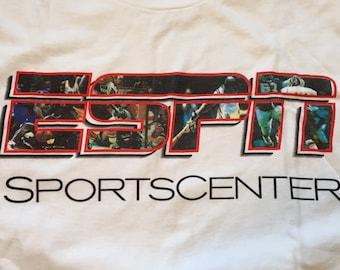 Vintage ESPN Sportscenter T-Shirt