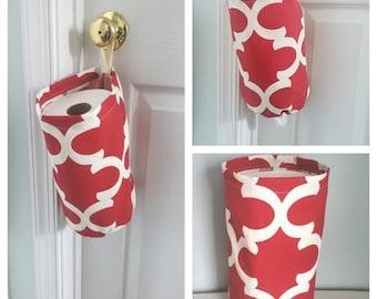 Toilet Paper Storage, Toilet Paper Holder, Toilet Paper Storage, Plastic Bag Holder