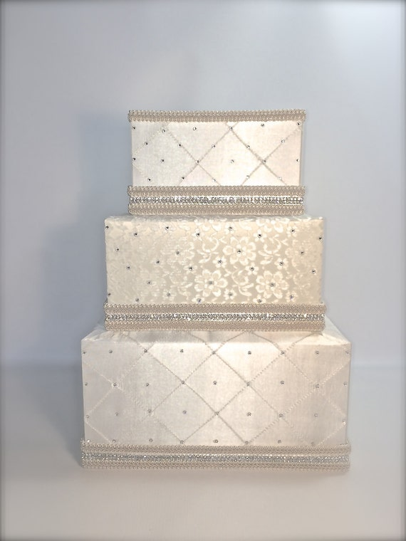 Snap Wedding card box, card box, secure card box, locking card box ...
