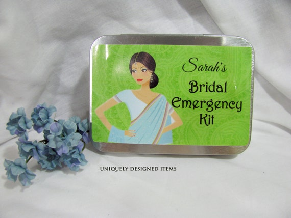 Personalized Wedding Gifts For Couple Indian : Indian Wedding Bridal Gift --- Bridal Gift-- Bridesmaids Gifts-- Maid ...