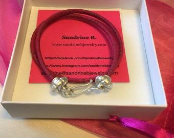 End beads bracelet