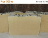 35% OFF FLASH SALE Lavender Hibiscus and Honey Luxury Cold Process Rustic Soap