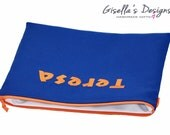 Custom Made Wet Bag, Waterproof Swim Bag, Reusable Dirty Bag or Clean Bag.