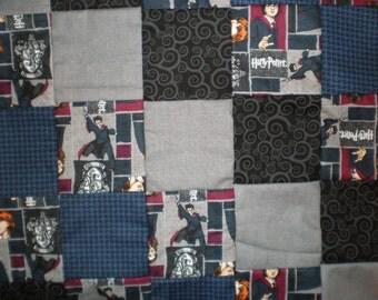 Harry Potter Patchwork Quilt