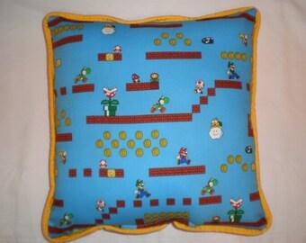 Nintendo Mario Bros. Pillows