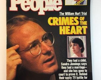 People Weekly Magazine / July 10, 1989