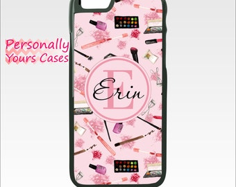 Makeup Design - Custom Personalized iPhone 6 Tough Case - iPhone 6 Plus - iPhone 5/5S - 5C Case - Galaxy S7 Edge Note 5