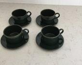 Vintage  Ralph Lauren Coffee Tea Set 8 pcs Rare