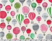 Paris Adventure - Hot Air Balloons Garden by Margaret Berg from Robert Kaufman