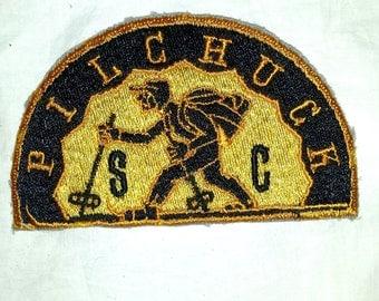 Vintage Jacket Patch Washington Mount Pilchuck Hike seattle