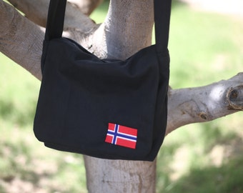 Missionary Messenger Bag - Custom made