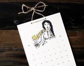 2016 Wall Calendar, SALE