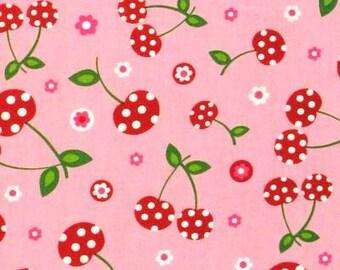 Robert Kaufman Picnic Party Fabric by Pink Light Design