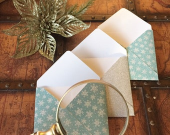 Holiday cards  set of 3