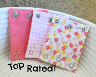 BODYSUIT EXTENDERS - Expanders. Add a size to onesie / bodysuit. Also great for cloth diaper babies! Fits Carter's and all major brands!