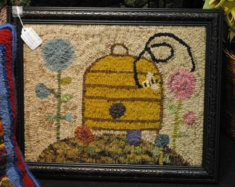Beehive Framed