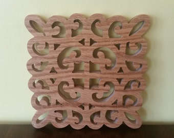 Hand Crafted Trivet