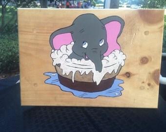 Dumbo Children's Step Stool