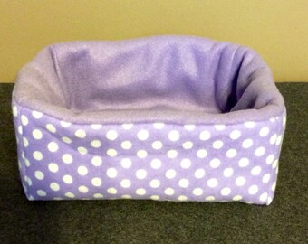 Rectangle Small Animal Bed
