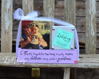 """The Only thing better than having you as my mom..."""" Set of blocks by Ladybug Design by Eu"""