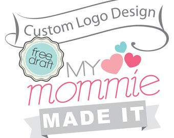 Custom Logo - Logo Design - Business Logo - OOAK Logo Design - Custom Logo Design - Business Logo