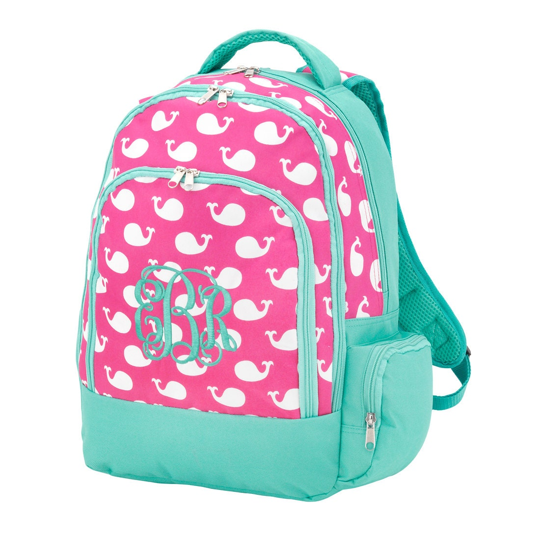 Personalized Backpack for girls monogram backpack