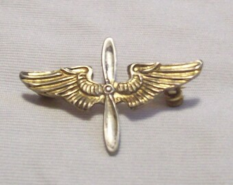 Wings Propeller Etsy