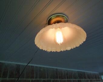 Antique ceiling Light fixture flush mount