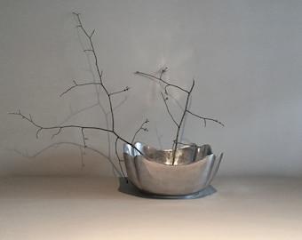 Large Metal Bowl