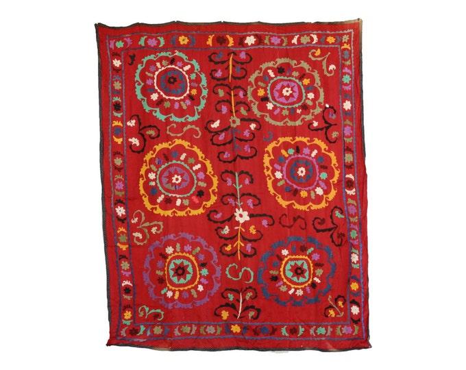 Handmade Vintage Suzani NL3029