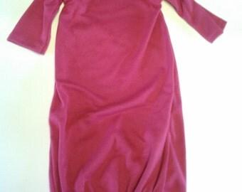 Newborn Baby Gown