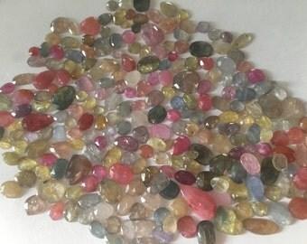 Umba sapphire rosecut weight 188  carats