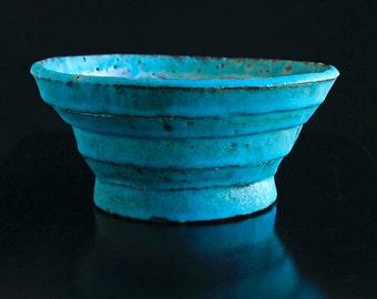 Turquoise bowl Avoca