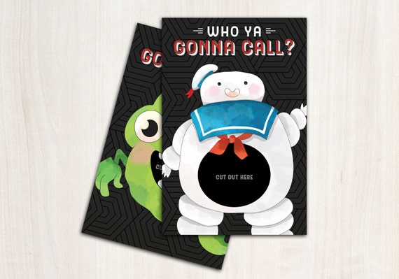 Ghostbuster Party Game - Get the Ghost Ghostbusters Party Supplies - Digital Party Game - {INSTANT DOWNLOAD}