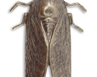 Vintaj 50x31mm Cicada