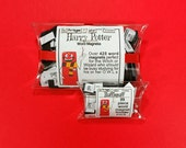 Harry Potter with Hufflepuff Booster Word Magnet Pack