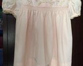 Vintage 50s baby dress by Nannette Originals Babe Frock