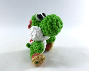 Yoshi Mini Amigurumi Doll (Choose your color)