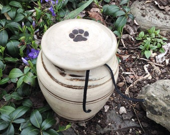 Pet Urn 40 lb Dog Cremation Urn