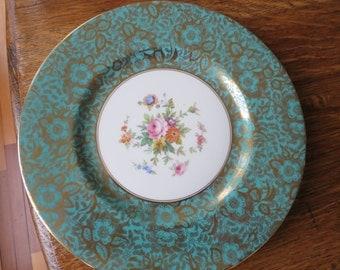 Minton 25cm vintage china plate