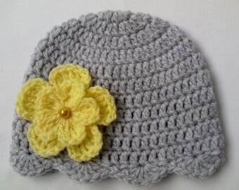 Crochet Baby Toddler Hat Beanie children gift baby shower photo prop