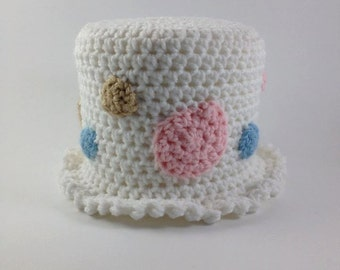 Charming Circles Toilet Paper Cozy