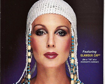 Beaded Glamour Hairstyles using The Latest Accessories / Leisure Time Publishing MM541