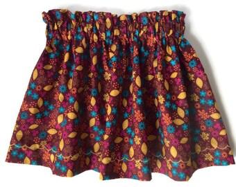 Fall Baby Skirt - Thanksgiving Skirt - Autumn Skirts - Toddler Skirt - Halloween Baby - Thanksgiving Outfits - Custom Clothes - Baby Dresses